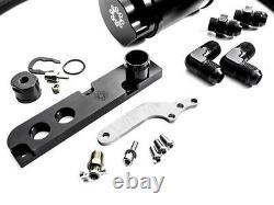 IE MK5 & MK6 Golf R 2.0T FSI Recirculating Catch Can Kit (For OEM Valve Cover)