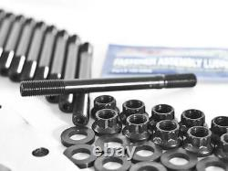 IE Ultimate Crankshaft Girdle Kit for 06A 1.8T 20V IEBEVA13