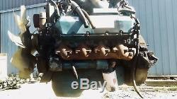 INTERNATIONAL NAVISTAR T444e Engine 7.3L Good Tested Runner! Fits 1996-1998