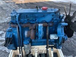 INTERNATIONAL Navistar DT466e Engine TESTED! 210HP 1997-2003 4700 4900 4300