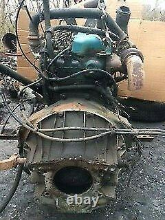 International 1991 Dt-360 Complete Running Engine Good Condition 181,000 Miles