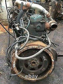 International 1993 Dt-360 Complete Running Engine Good Condition 170,000 Miles