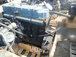 International DT530 Turbo Diesel Engine GOOD RUNNERS 4 AVAIL! 8.7 DT530E