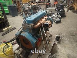 International DTA360 5.9 Turbo Diesel Engine VIDEO! RUNS MINT! DT360 Navistar