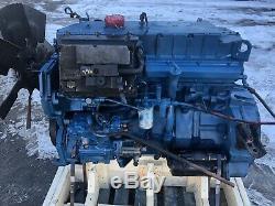 International Navistar Dt466e Engine GOOD TESTED RUNNER! Fits 1997-1999
