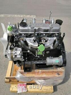 Isuzu C240 New Engine Complete