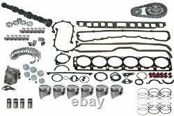 MARINE Fits Chevy GM 262 4.3L OHV V6 MASTER ENGINE REBUILD KIT