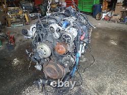 Mack E7-350 ETECH Turbo Diesel Engine RUNS EXC. Truck RD CH613 E-Tech Unit Pump