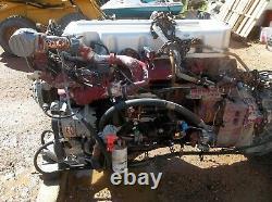 Mack MP7 Engine