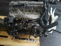 Mazda Bongo Ford Freda Ford Ranger 2.5 Turbo Diesel Engine Wl25