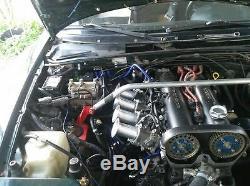 Mazda MX5 mk1 1600 Inlet Manifold to suit Toyota 20v Throttle Bodies, Eunos