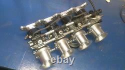 Mazda MX5 mk1 1800 Inlet Manifold Suit GSXR Throttle Bodies, Eunos roadster