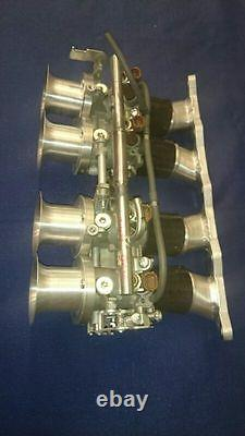 Mazda MX5 mk1 NA 1800 Bike Throttle Bodies Kit 42mm, danST STARTER PACK