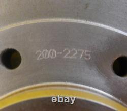 New Caterpillar CAT 2002275 Crankshaft 8-Groove Pulley C7 C9 3126B 3126E 330C