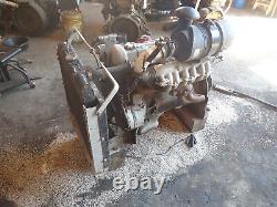 Nissan LD28 2.8 Liter Diesel Engine RUNS EXC! VIDEO! Truck LD-28