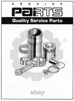 Oil Cooler Kit for a Cummins 855 FFC Engine. PAI # 141420 Ref. # 3021581, 208149