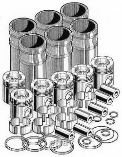 Out of Frame Engine Overhaul Rebuild Kit for Detroit Series 60. PAI# S60102-001