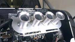 Peugeot 106 GTI, Saxo, C2 VTS Bike Throttle Bodies Kit GSXR 38mm STARTER PACK