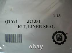 Piston Liner Kit for Caterpillar 3406E & C15. PAI 361621 Ref# 197-9322, 1979322