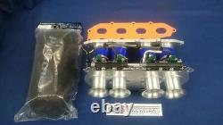 Porsche 924 2.0 EA831 Bike Throttle Bodies Kit ZX10R 44mm STARTER PACK