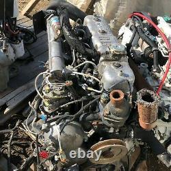 Thermo King Isuzu D201 diesel engine