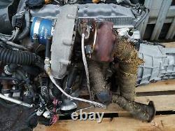 Toyota Altezza Rs200 3sge Beams Manual Kkk Turbo Engine Gearbox Swap