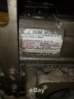 Used Yanmar Engine For Thermo King Tripac Apu Unit! Only $1500.00