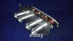 VW 1.8 16v KR & 2.0 ABF/9A Bike Throttle Bodies Kit ZX10R 44mm STARTER PACK