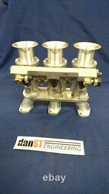 Velocity Stack Kit for Triumph T955I Throttle Bodies 50mm Long