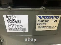 Volvo D12 Engine Diesel 3963465 24volt D12a340 12.1 Liter